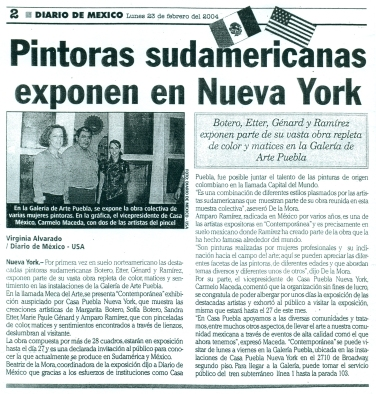 2004 Contemporanea-Priodico mexico1